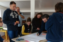 workshop energie in een ecosysteem, De Oorsprong, Deventer